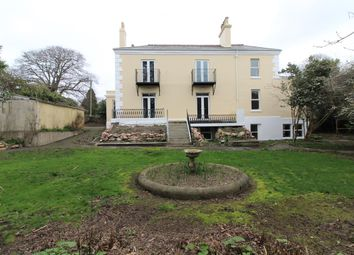 Thumbnail 6 bedroom detached house for sale in Mannamead Avenue, Plymouth