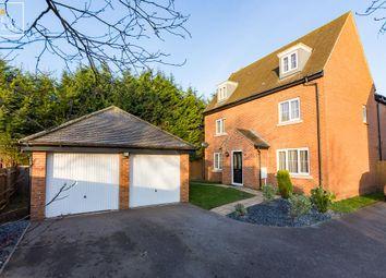 Thumbnail 5 bed detached house for sale in Saffre Close, Winterton, Scunthorpe