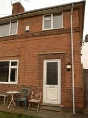 Thumbnail 2 bedroom shared accommodation to rent in Burrows Crescent, Nottingham