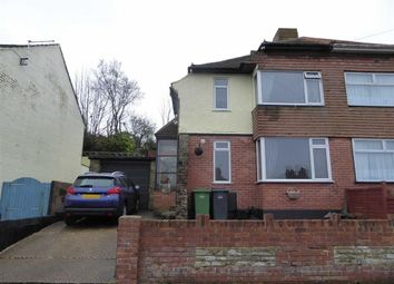 Thumbnail 3 bed semi-detached house for sale in Oakfield Road, Hastings, East Sussex