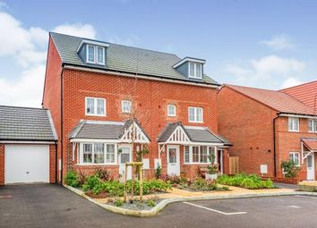 Thumbnail 4 bed semi-detached house for sale in Thompson Drive, Storrington, Pulborough, West Sussex