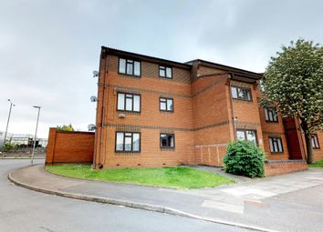 Thumbnail 1 bed flat for sale in Chaffinch Close, Tolworth, Surbiton