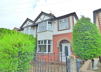 Thumbnail 3 bed property to rent in Sackville Street, Basford, Stoke-On-Trent