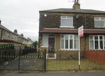 Thumbnail 2 bedroom semi-detached house to rent in Grange Avenue, Bradford