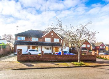 Thumbnail 8 bed detached house for sale in Heathfield Road, Bushey, Hertfordshire