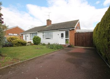 Thumbnail 2 bed bungalow for sale in Chatsworth Crescent, Trimley St Mary