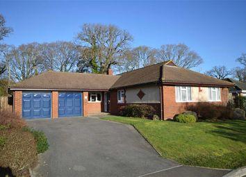 Thumbnail 3 bed detached bungalow for sale in Linhorns Lane, New Milton