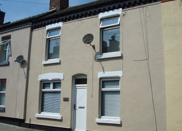 Thumbnail 2 bed terraced house to rent in Handfield Street, Liverpool