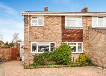 Thumbnail 3 bedroom semi-detached house for sale in Argosy Close, Chalgrove, Oxford
