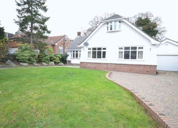 Thumbnail 4 bed detached bungalow for sale in Woolton Hill Road, Woolton