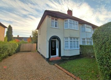 Thumbnail 3 bed semi-detached house for sale in Thingwall Road, Wavertree, Liverpool, Merseyside