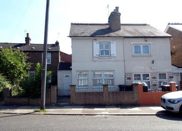 Thumbnail 2 bedroom semi-detached house for sale in Tottenhall Road, Palmers Green, London
