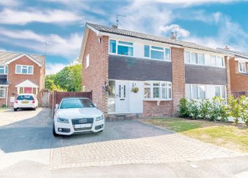 Thumbnail 3 bed semi-detached house for sale in Sycamore Close, Woodley, Reading