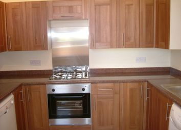 Thumbnail 3 bed flat to rent in Hunters Crescent, Newcastle Upon Tyne