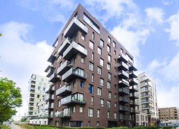 Thumbnail 1 bed flat for sale in Reminder Lane, North Greenwich