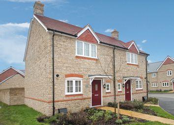 Thumbnail 2 bed semi-detached house for sale in Steventon Storage Facility, Hanney Road, Steventon, Abingdon