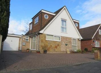 Thumbnail 5 bed detached house to rent in Frimley Green, Camberley