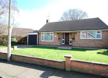Thumbnail 2 bed detached bungalow for sale in Elwin Road, Tiptree, Colchester