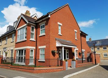 Thumbnail 3 bed detached house for sale in Usborne Mews, Writtle, Chelmsford