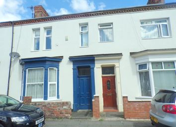 Thumbnail 5 bed terraced house for sale in Park Road, Stockton-On-Tees