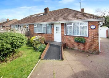 Thumbnail 2 bed bungalow for sale in Old Manor Road, Rustington, Littlehampton