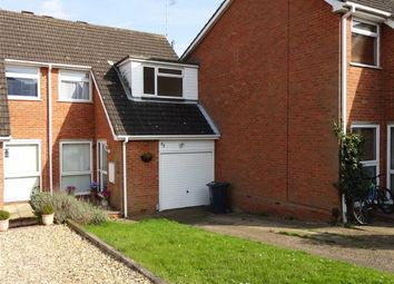 Thumbnail 3 bedroom terraced house for sale in Woburn Close, Bragbury End, Stevenage, Herts