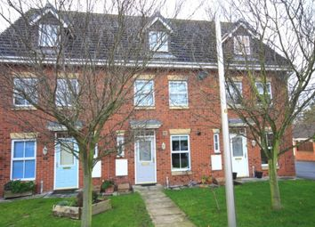 Thumbnail 3 bed terraced house for sale in Sherratt Close, Stapeley, Nantwich