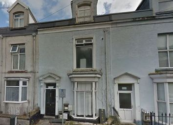 Thumbnail 3 bed terraced house for sale in Carlton Tce, Swansea