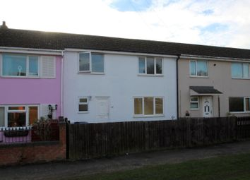 Thumbnail 3 bedroom terraced house to rent in The Whaddons, Huntingdon