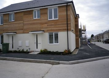 Thumbnail 3 bed property to rent in Samuel Bassett Avenue, Plymouth