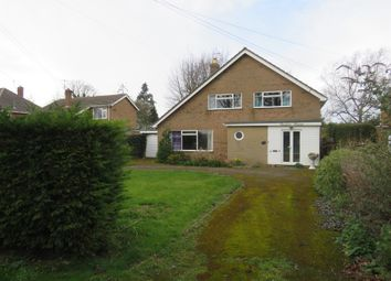 Thumbnail 4 bed detached house for sale in Bowgate, Gosberton, Spalding