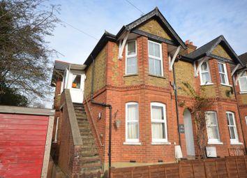 Thumbnail 2 bed flat for sale in Park Road, Aldershot, Hampshire