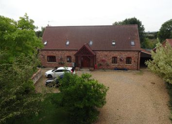 Thumbnail 5 bedroom detached house for sale in High Gate, Helpringham, Sleaford
