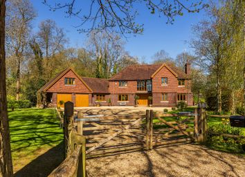 Thumbnail 6 bed detached house for sale in Furzefield Road, East Grinstead