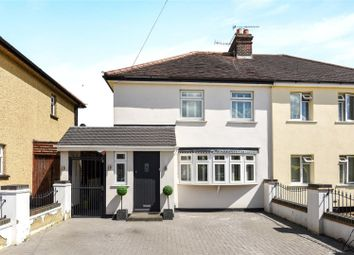 Thumbnail 3 bed semi-detached house for sale in Webster Close, Waltham Abbey, Essex