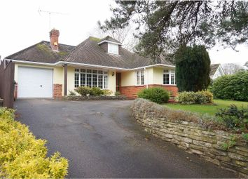Thumbnail 3 bed detached bungalow for sale in Woodhayes Avenue, Highcliffe