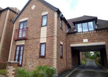 Thumbnail 1 bedroom flat to rent in Bullar Road, Southampton