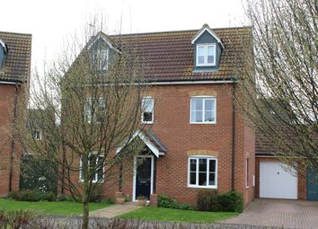 Thumbnail 4 bed detached house for sale in Fallowfields, Deeping St Nicholas