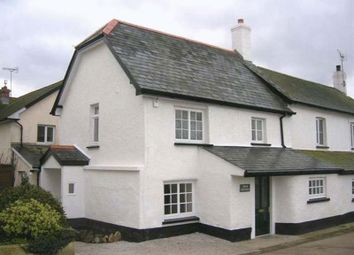 Thumbnail 2 bed terraced house to rent in Cheriton Bishop, Exeter