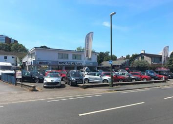 Thumbnail Commercial property for sale in Newton Road, Torquay