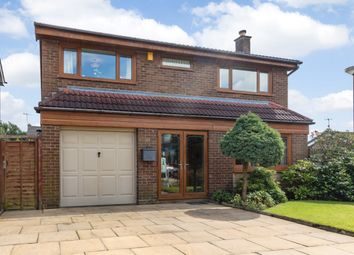 Thumbnail 4 bed detached house for sale in Earlswood, Skelmersdale, Lancashire