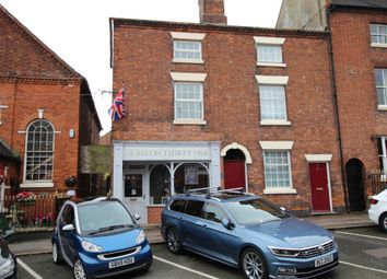 Thumbnail 1 bed flat to rent in 31 High Street, Tutbury