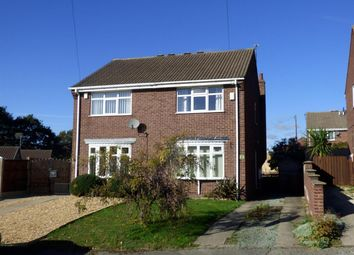 Thumbnail 2 bed semi-detached house for sale in Blenheim Close, Forest Town, Mansfield