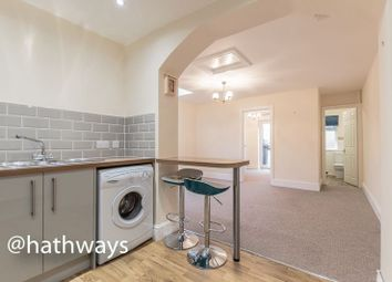Thumbnail 1 bed flat to rent in Mill Street, Caerleon, Newport