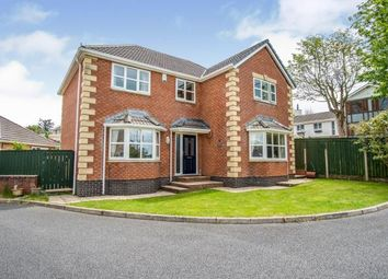 Thumbnail 4 bed detached house for sale in Caeau Penrallt, Llanfairpwlgwyngyll, Anglesey, North Wales