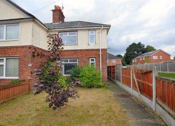 Thumbnail 3 bed semi-detached house for sale in Nant Garmon, Mold, Flintshire