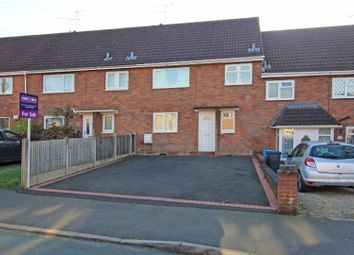 Thumbnail 3 bedroom terraced house for sale in Moatbrook Avenue, Codsall, Wolverhampton