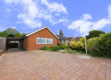 Thumbnail 2 bed semi-detached bungalow for sale in Churchill Road, Didcot