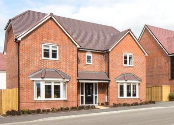 "Thumbnail 4 bedroom detached house for sale in ""Thames"" at Worthing Road, Southwater, Horsham"