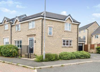 Thumbnail 3 bed semi-detached house for sale in Mill Race Lane, Laisterdyke, Bradford